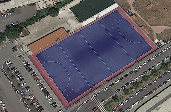 Euroma Hockey Stadium